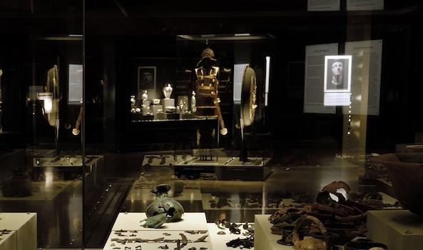 Μουσείο Βασιλικών Τάφων της Βεργίνας