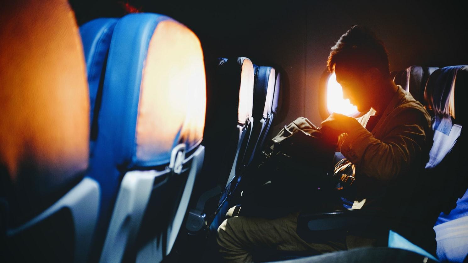 Καθίσματα αεροπλάνου