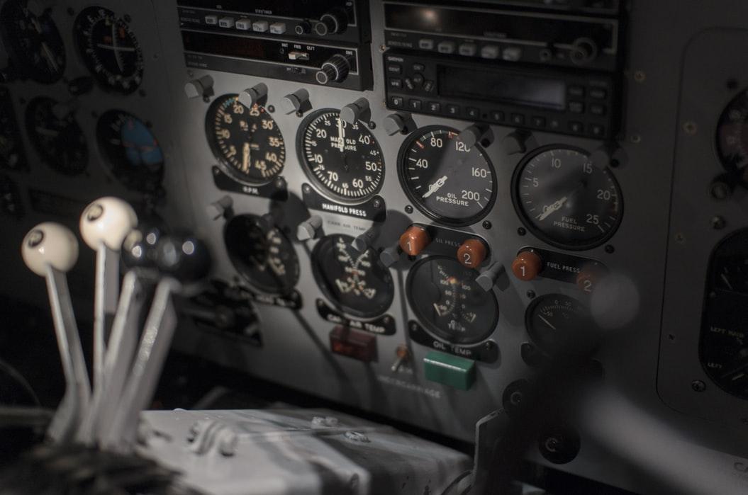 Πιλοτήριο αεροπλάνου