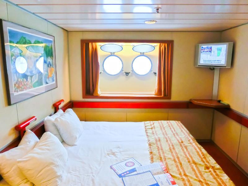 Δωμάτιο κρουαζιερόπλοιου