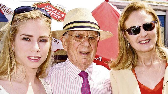 Μαρίσα Μόρτιμερ και και Τερέζα Σάκλερ