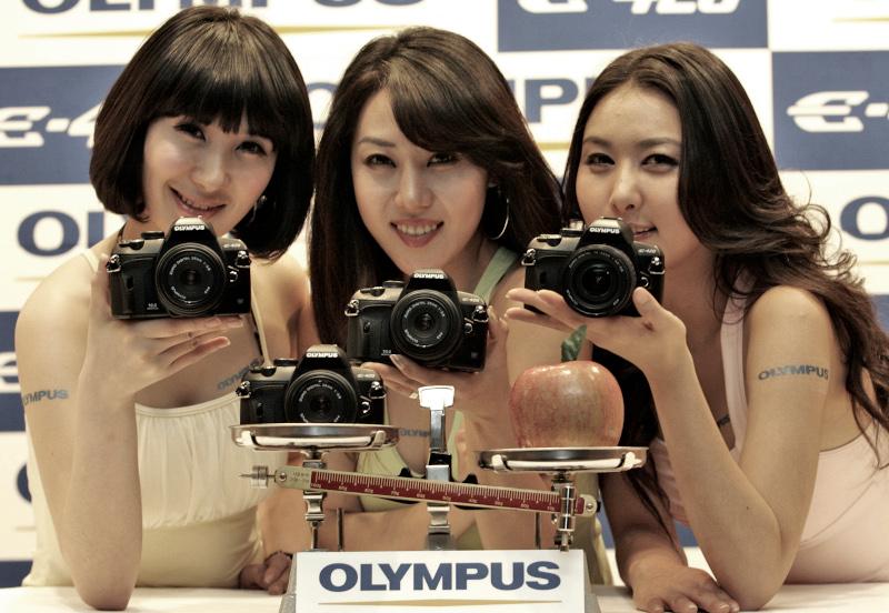 Φωτογραφικές μηχανές Olympus