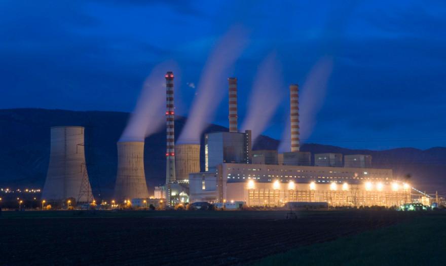 τη διαδικασία της εκπομπής ραδιοδιοξειδίου του άνθρακα