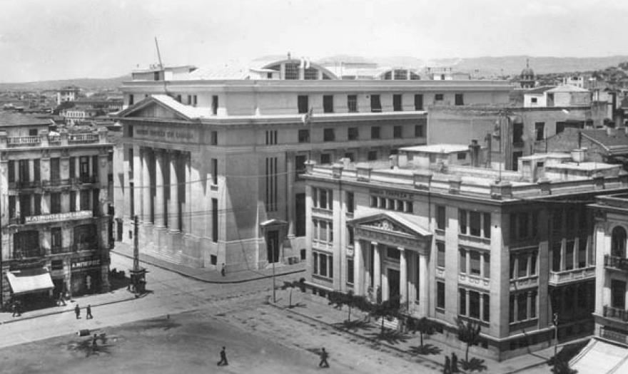 Η ιταλική εισβολή, οι τράπεζες και τα capital controls του 1940