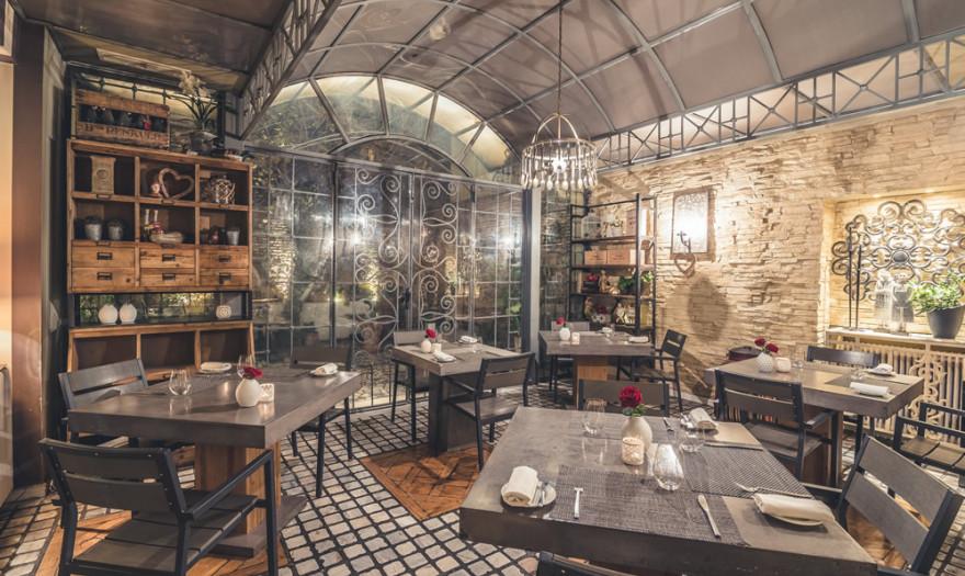 Αυτό είναι το κορυφαίο ελληνικό εστιατόριο για το 2018
