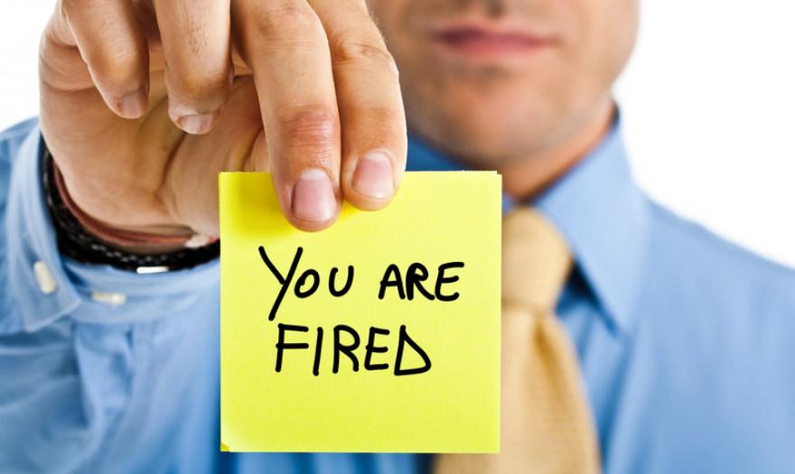Τα πιο εμφανή σημάδια ότι κινδυνεύετε να απολυθείτε