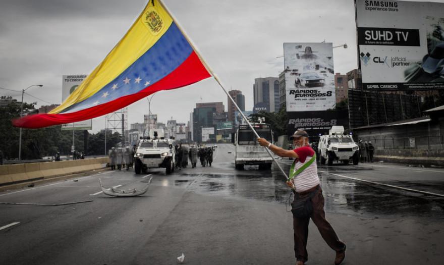 Η συνταγή... καταστροφής της πλούσιας Βενεζουέλας