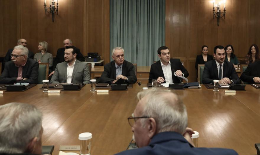 Υπουργικό συμβούλιο την Τετάρτη  d433e36e8f2