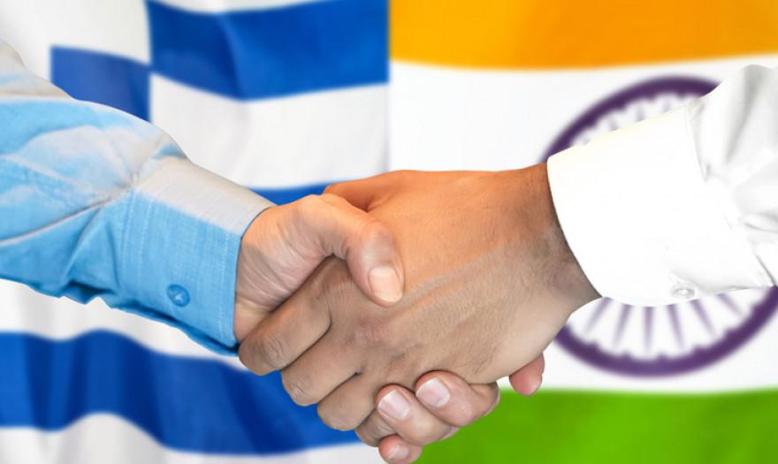 Ενισχύονται οι εμπορικοί δεσμοί Ελλάδας - Ινδίας | Economistas.gr
