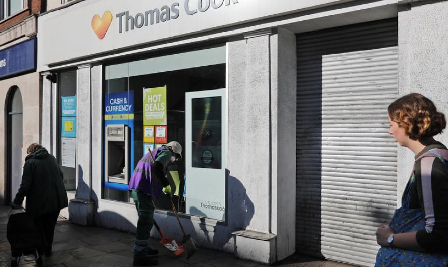 Thomas Cook: Αυλαία για τον πρωτοπόρο του ταξιδιού
