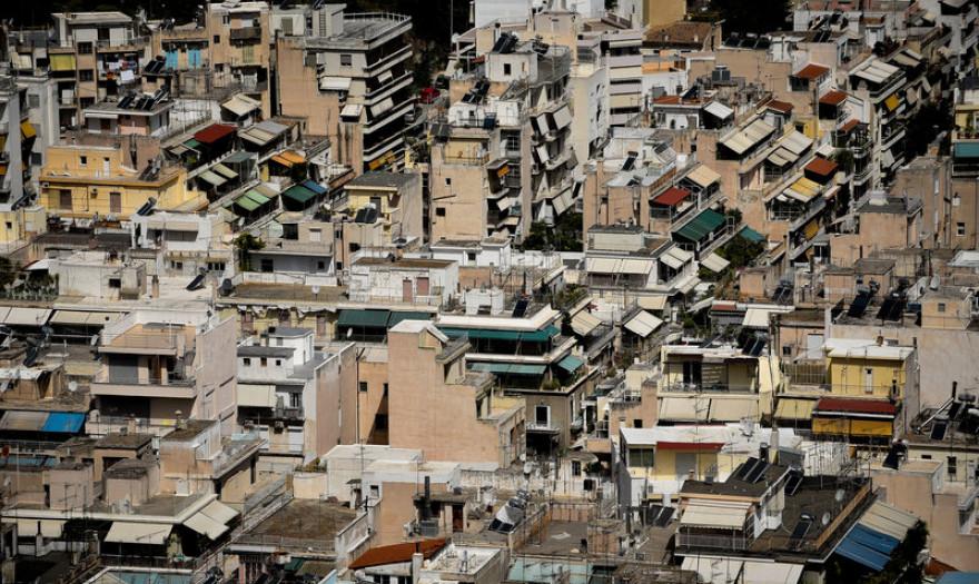 Κατά 8,9% αυξημένα τα ενοίκια στην Ελλάδα συγκριτικά με το 2018