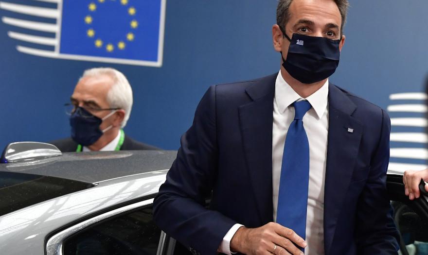 Μητσοτάκης στις Βρυξέλλες: «Δεν υπάρχει κανένας λόγος να μην έχουμε συμφωνία» | Economistas.gr